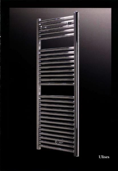 Radiador toallero mod ulises blanco aire acondicionado for Radiadores toallero