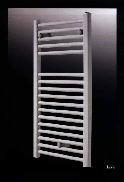Radiador toallero modelo ibiza blanco 50 118h aire for Radiadores toallero